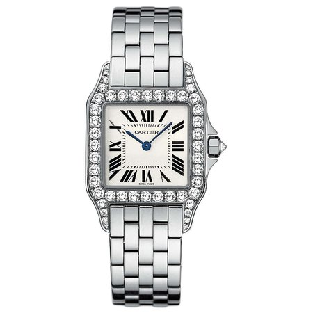 Ladies white gold diamond set watch\\n\\n23/03/2016 16:25