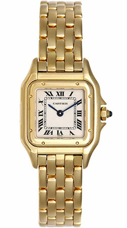Ladies yellow gold Cartier watch\\n\\n23/03/2016 16:25