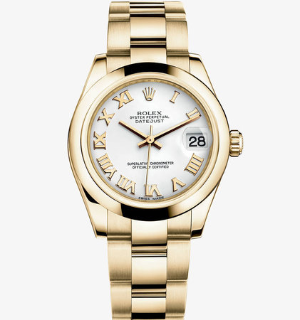 Ladies yellow gold rolex Datejust\\n\\n23/03/2016 16:25