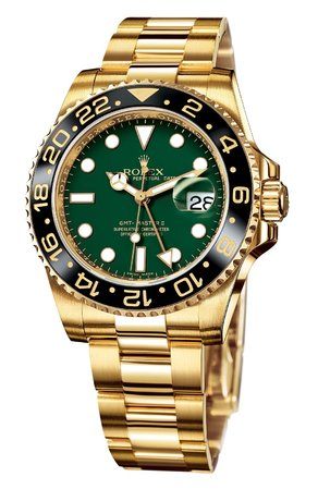Gents Rolex GMT in yellow gold\\n\\n23/03/2016 16:25