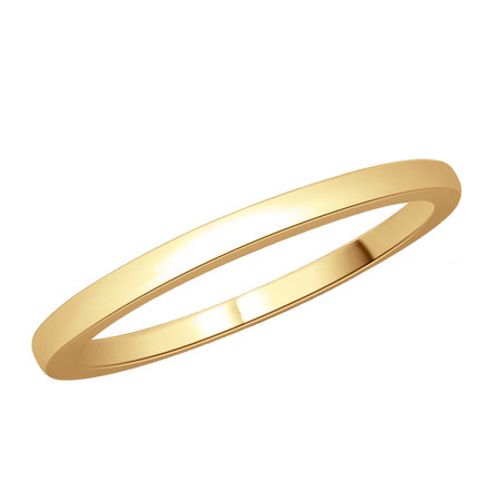 Plain yellow gold fine wedding band\\n\\n11/03/2016 17:00